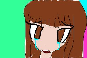 Crying Girl2