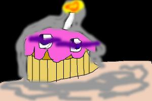 cupcake from FNAF