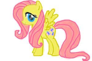 cute fluttershy from my little pony