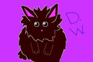 D.W. My rabbit!!!