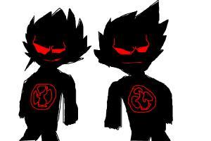 Dark Gang!?!!?