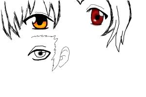 Different types of Manga/Anime Eyes