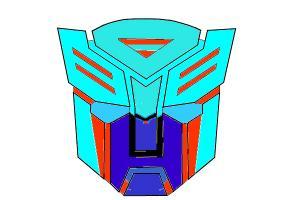 Divepoint Autobot symbol