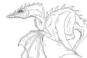 Dragon Speedpaint