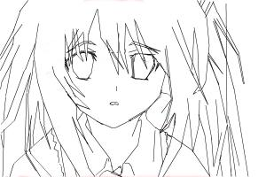 drawing hatsune miku