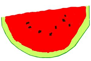 Drawing Request: Water Melon