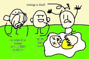 egg comic#1