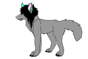 Emo Wolf 2
