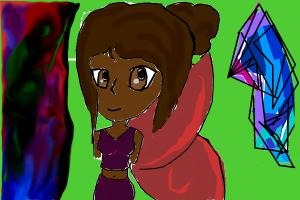 Fairy in color