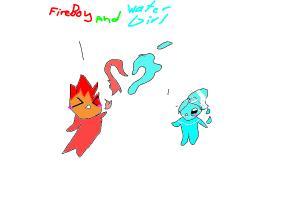 FireBoyNWaterGirl
