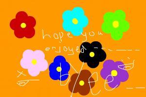 flowers simple