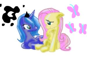 Flutter Y Luna