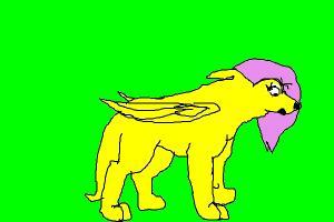 FLUTTERSHY WOLF