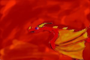 Flying Wyvern/Dragon