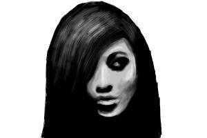 Foxx - autoportrait