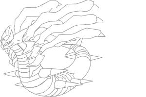 Giratina Origin Form