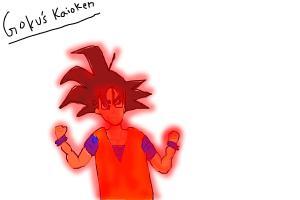 goku's kaioken