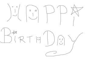 Happi Birthday