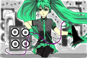 Hatsune Miku: Love is war