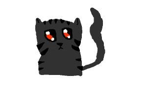How to Draw Chibi Brambleclaw