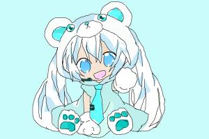 how to draw chibi miku hatsune