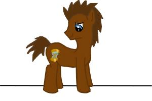 How to draw Doctor Whooves