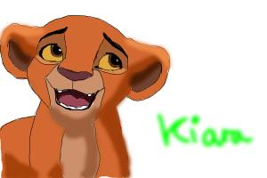 How To Draw Kiara From The Lion King 2