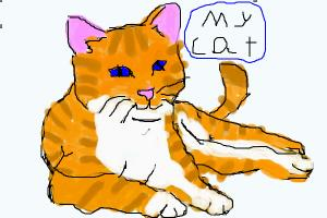 How To Draw My Cat.