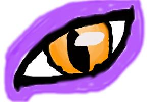 How To Draw Orochimaru Eye