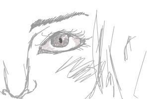 How To Draw Semi Realistic Eyes Drawing By Natashayakova Drawingnow