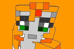 How to draw stampylongnose
