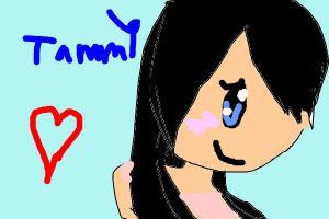 how to draw tammy my friend