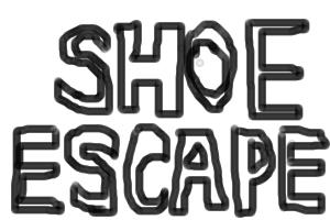 How to draw the Shoe Escape logo