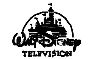 How to draw the Walt Disney Television logo