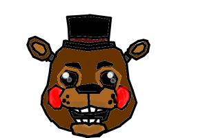 How to Draw Toy Freddy Easy