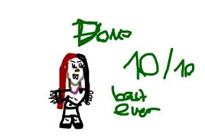 How to draw Vampire