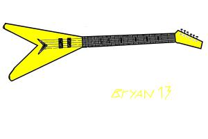 How to How to make a Flying V guitar