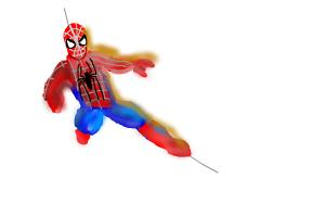 howtodraw spiderman