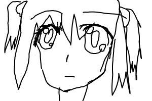 hwo draw anime