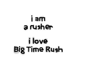 I am a Rusher