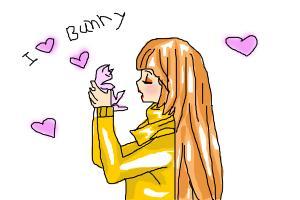 i love bunny