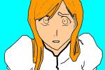 Inoue Orhime from Bleach