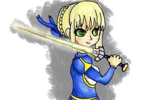 It's a Swordsman :D