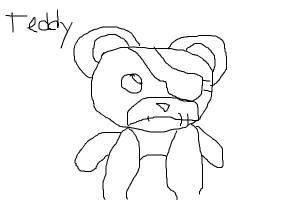 Kanato's teddys