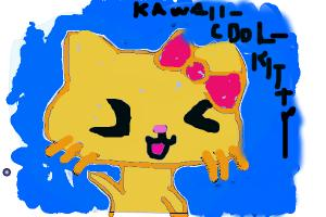 kawaii-cool-kitty