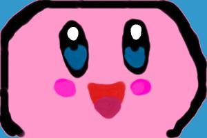 Kirby selfie
