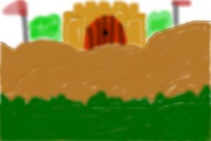 Landscape/Castle