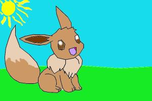 Lily The Eevee