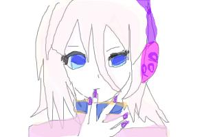 luka requested by scootaloo