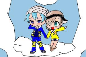 Maplestory Couple c: